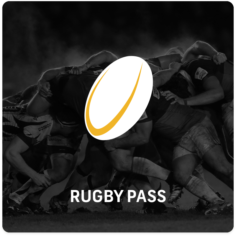 rugby pass